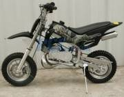 50cc dirt bike black