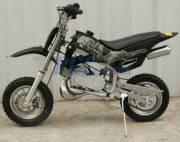 50cc dirt bike black